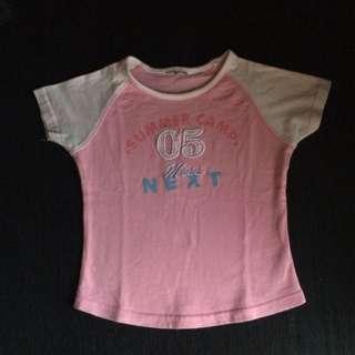 Miss Next Baby Pink