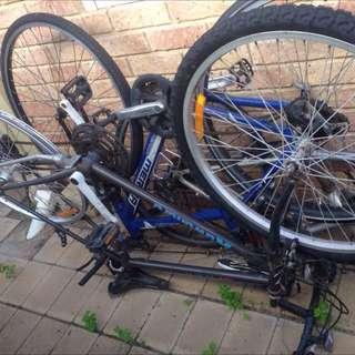 3 Random Bike Frames
