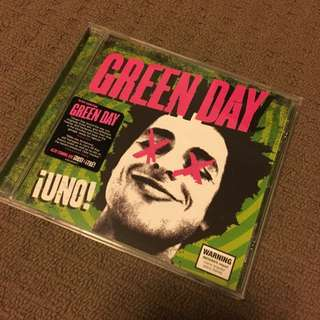Green Day - Uno | CD