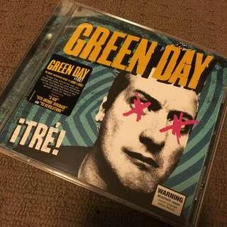 Green Day - Tré | CD