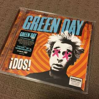 Green Day - Dos | CD