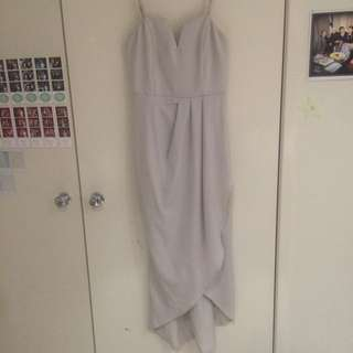 Luxalot Grey Dress