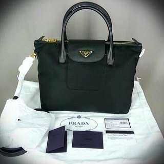 Prada Handbags - Prada BN 2541 in Black Color