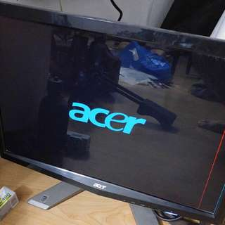 20 Inch Acer Monitor P203w
