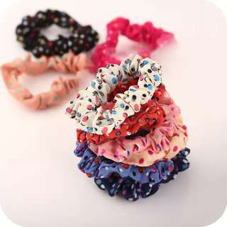 Polka Dots Hair Band
