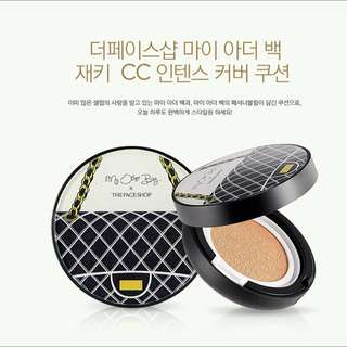 TFS CC Cushion