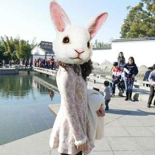 專櫃真兔毛洋裝