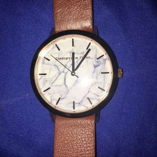 Authentic Christian Paul Watch