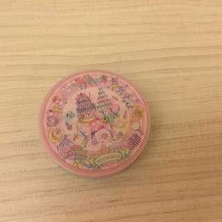 Econeco 貓繪子 空氣感蜜粉餅 自然色