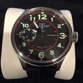 Mint Aviator (Abhatop) Pilot Watch