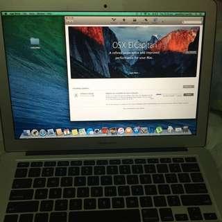 Macbook Air 13 2013 i7 256gb
