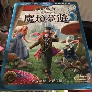 二手DVD:魔境夢遊