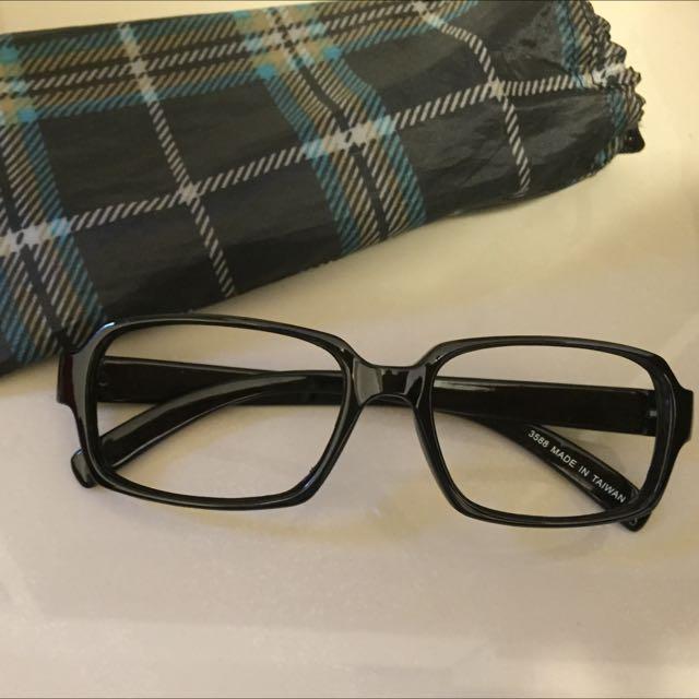 黑框眼鏡❤️