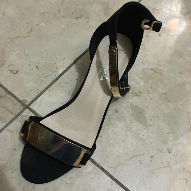 ㄧ字領涼鞋