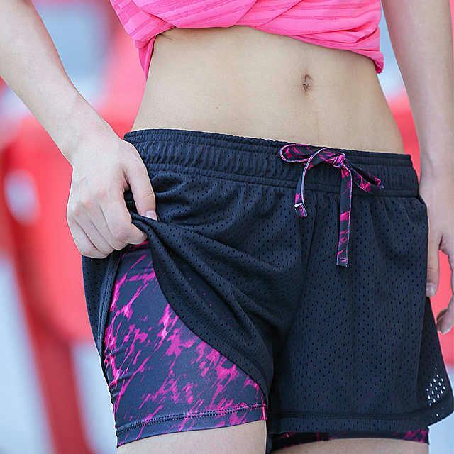 運動短褲 雙層防走光 排汗 快乾