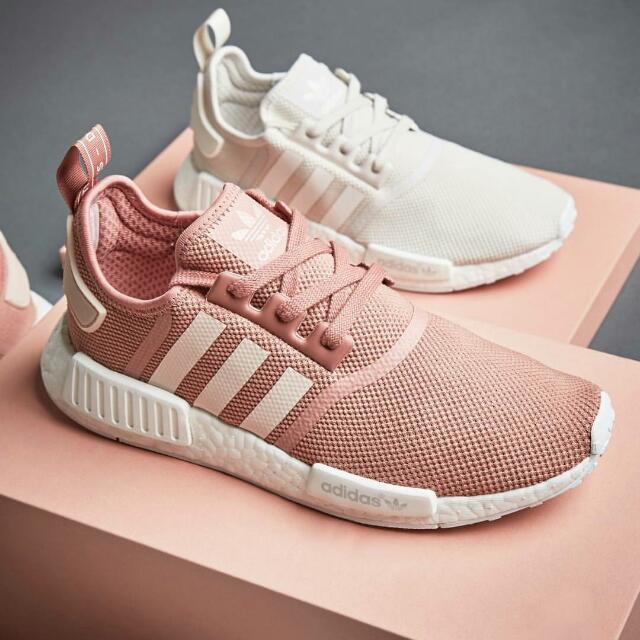 aa28ff10b Adidas Women NMD Pink   Cream