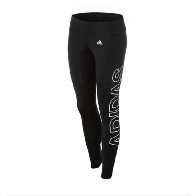 Adidas Women's Branded Tights XS