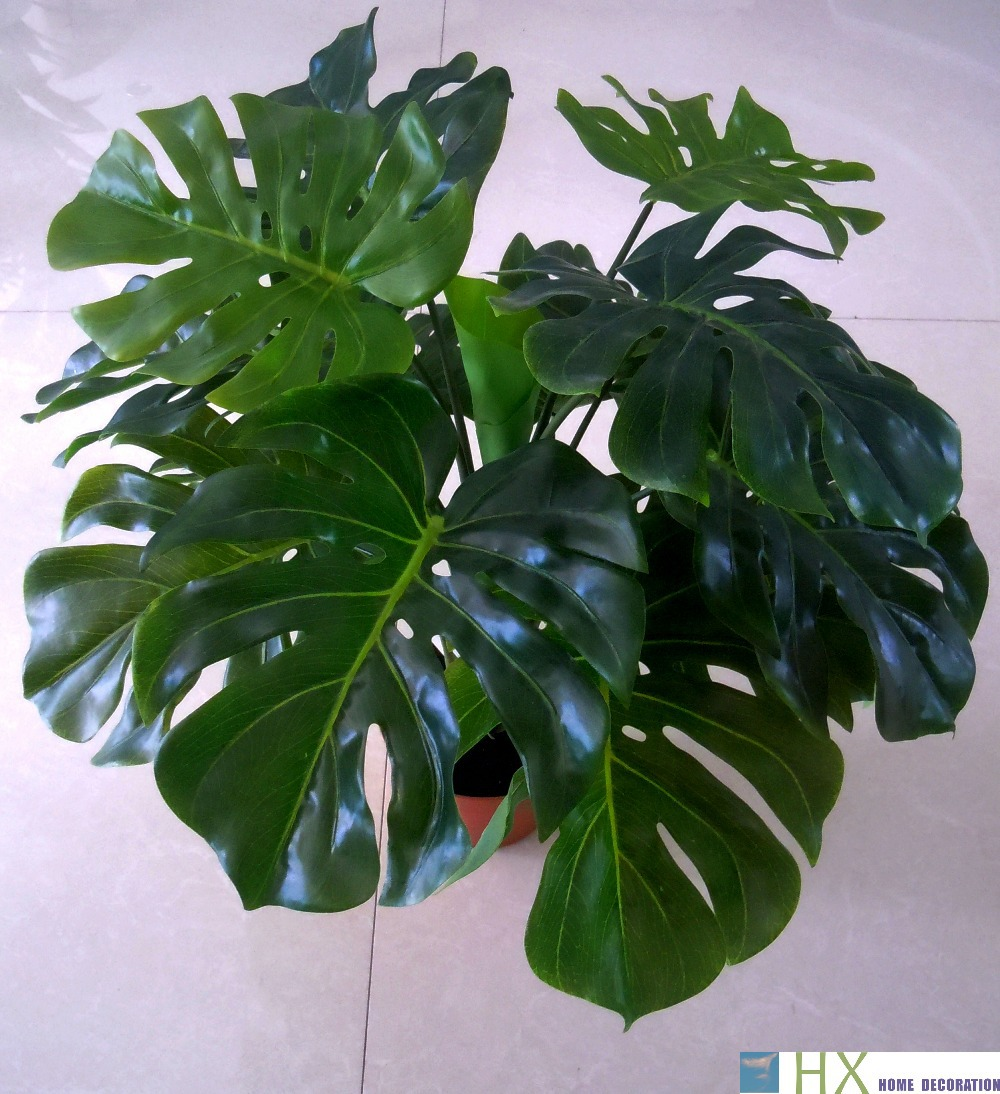 Artificial Plastic Plant Decor Gardening On Carousell
