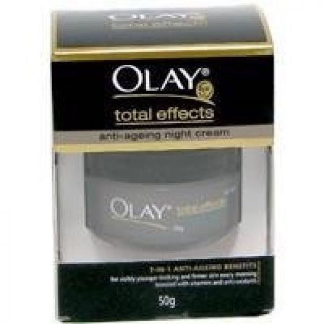 Brand New And Unopened Olay Total Effect Night Cream