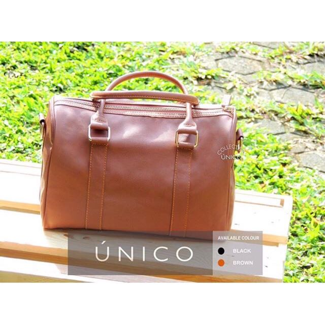 Brown Candy Bag