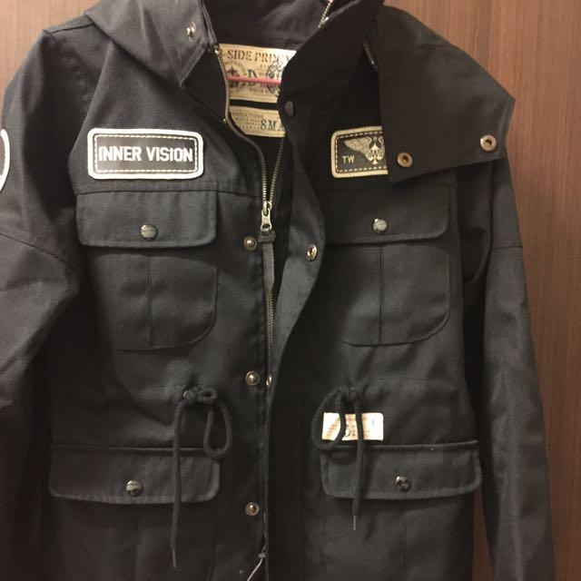B-SIDE  軍裝外套 防風外套
