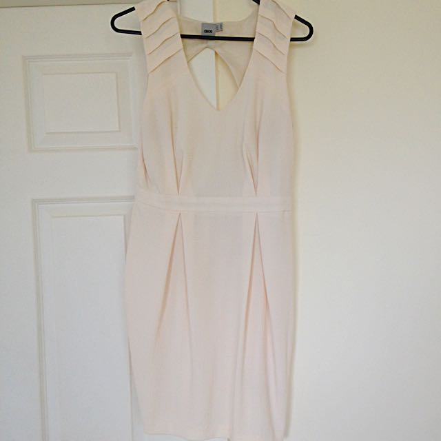 Crepe Formal Dress
