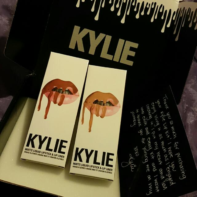 Dolce K - Kylie Jenner Lipkit NEW and AUTHENTIC!!!
