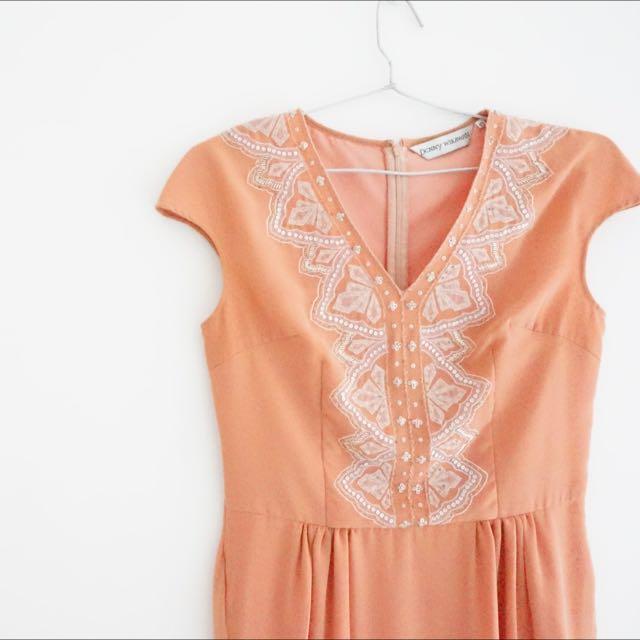 Dress By Denny Wirawan