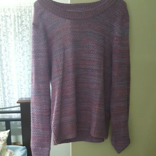 Elwood Apparel Co. Sweater