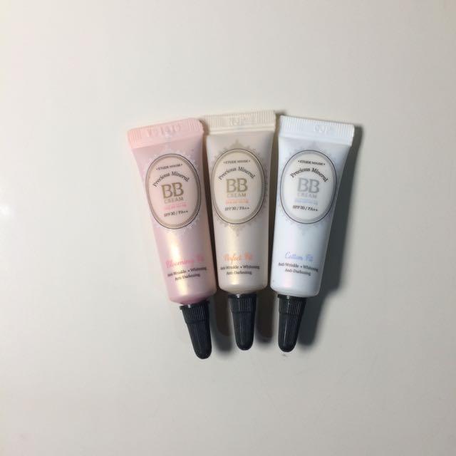 Etude House Bb Cream Sample Size