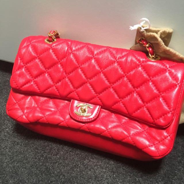 Fake Chanel Bag