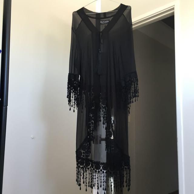 Full Length Kivari Kimono