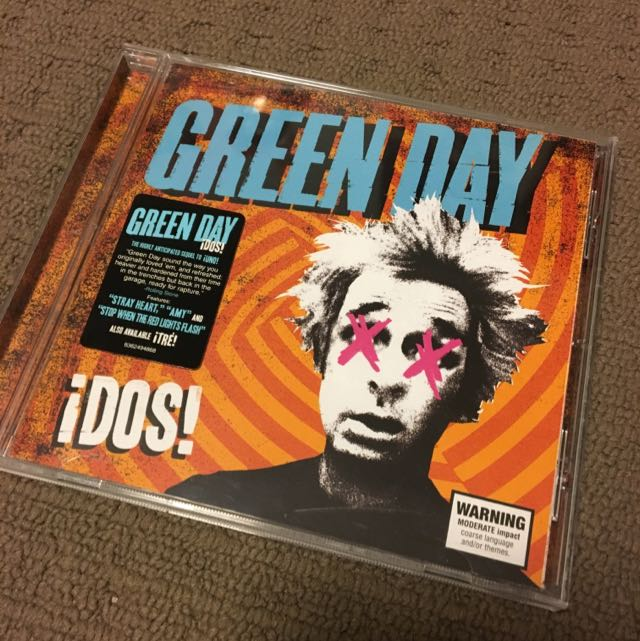 Green Day - Dos | CD