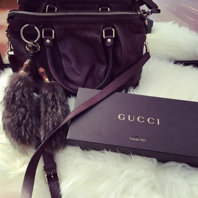 Gucci For UNICEF Sukey Bag, Please Read Carefully