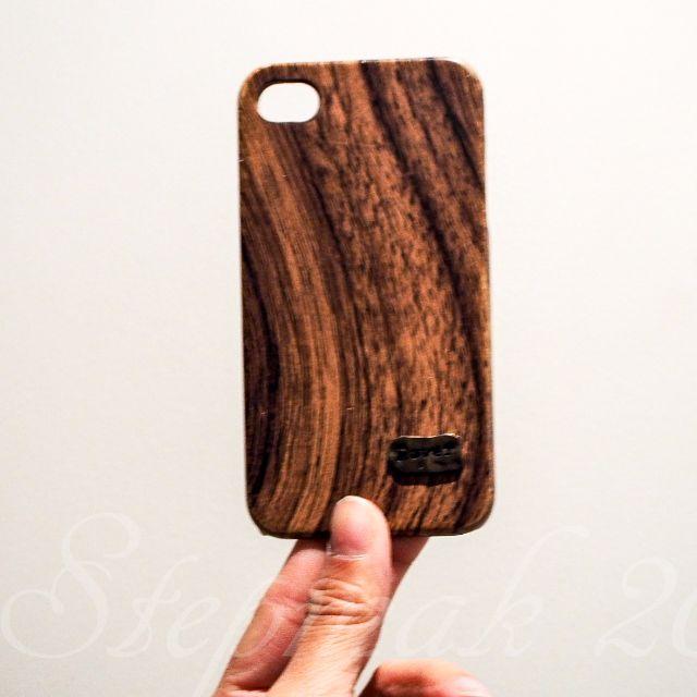 iPhone 4 Case (WoodPattern)