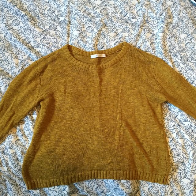 Knitted Quirky circus Jumper
