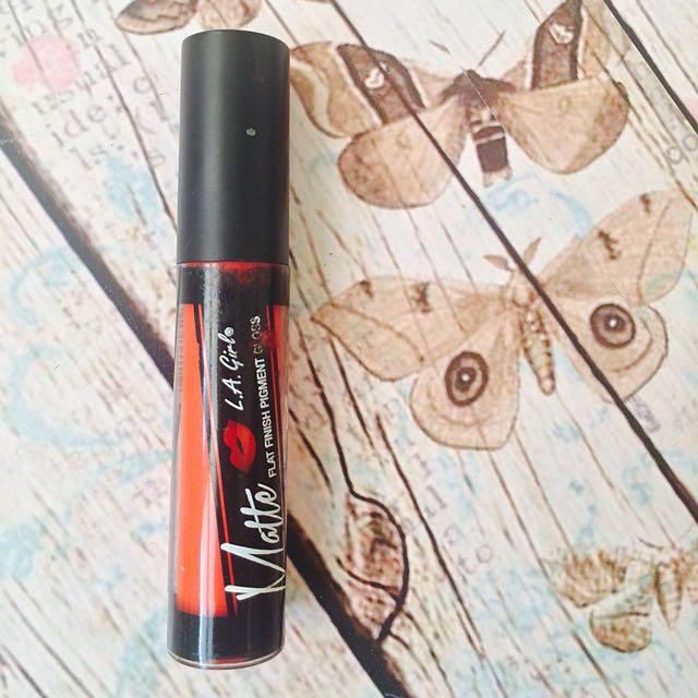 Lipstick L.A. Girl