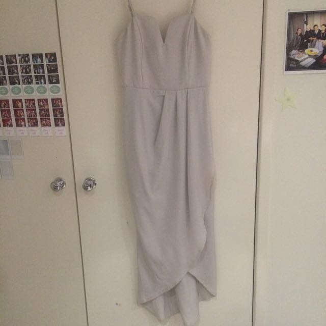 Luxalot Grey Dress