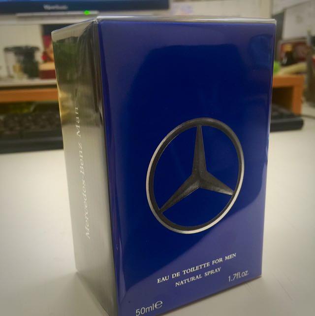 Mercedes-Benz王者之星香水
