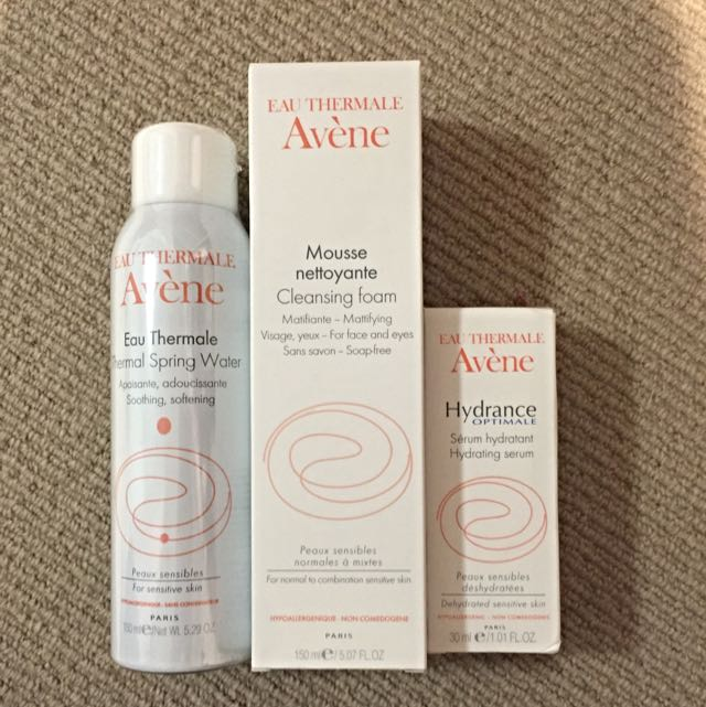 NEW AVENE THERMALE RANGE
