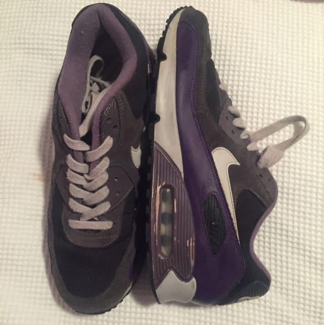 Nike Airmax Purple