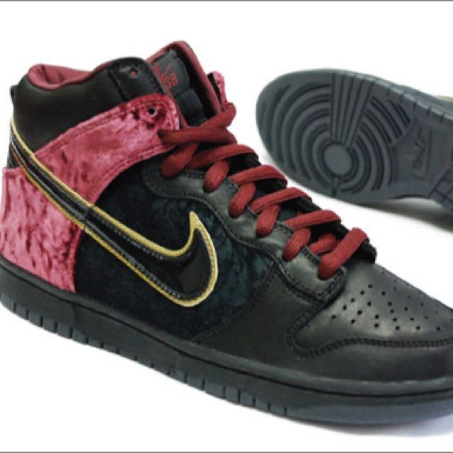 Nike Dunk High Premium Sb Bloody Sunday