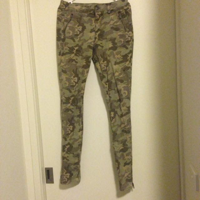 Old Navy cotton and spandex pants