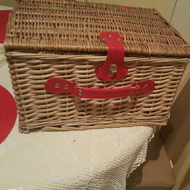 panic basket for two!