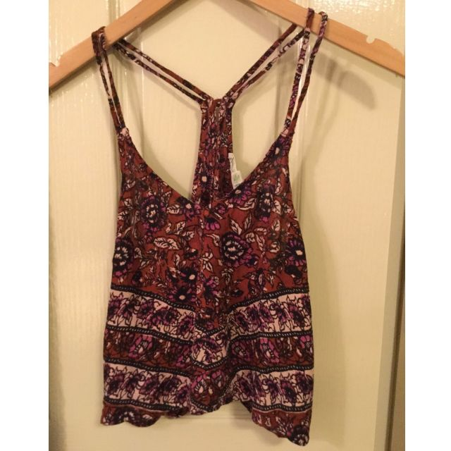 PRINTED TOP SIZE XS