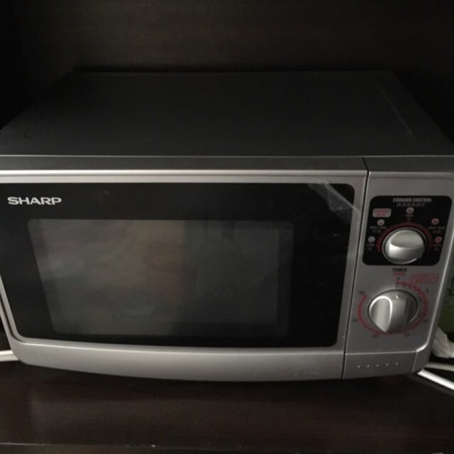 Sharp Microwave (reserved)