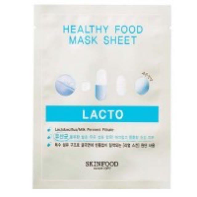 [Skin Food] 健康食物面膜 (乳酸菌)