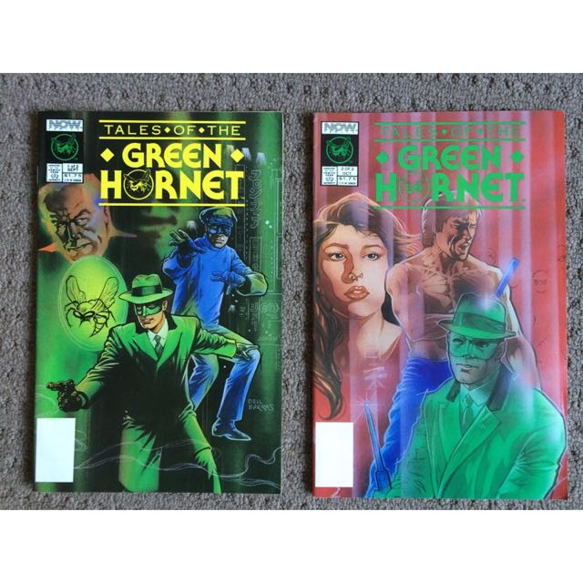 Tales Of The Green Hornet