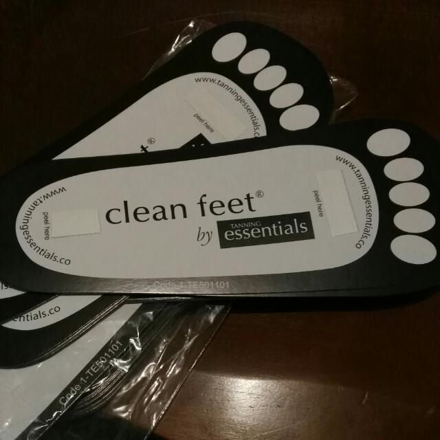 Tanning Essentials Disposables For Feet