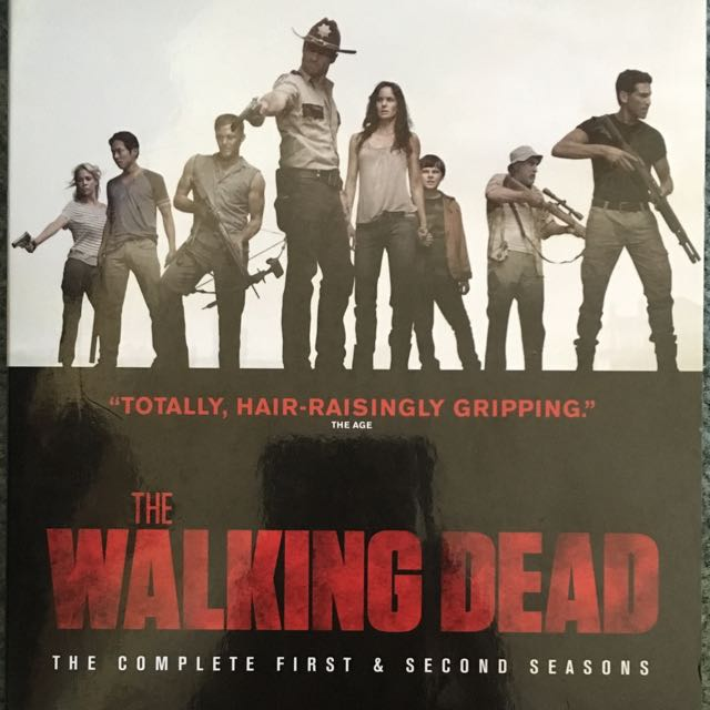 The Walking Dead Seasons 1 and 2